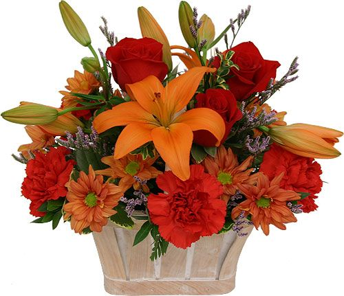 Autumn Days by Canada Flowers - Canada's National Florist