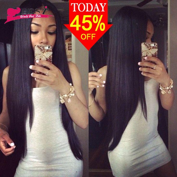 8A Malay Glattes Haar 4 Bundles Malaysische Jungfrau-haar Gerade 100% Menschliche Haarwebart Unverarbeitete Malaysische Haar-bundles