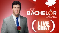 Chat live with other fans of THE BACHELOR CANADA, Wednesdays at 9:30 pm.