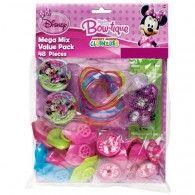 Favor Value Pack Minnie Mouse Pkt45 $32.95 A396597