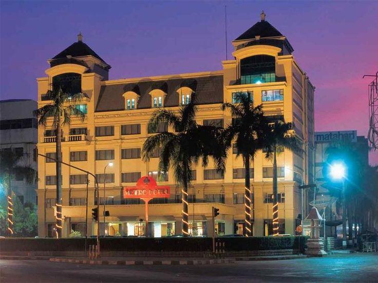 New Metro Hotel Semarang Indonesia