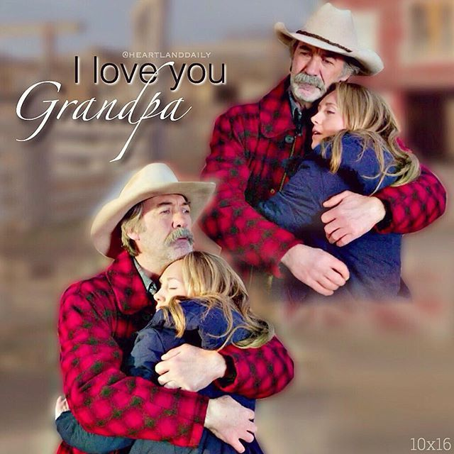 How did you guys like the episode? • #heartland #cbc #hl #amyfleming #ambermarshall #jackbartlett #shaunjohnston