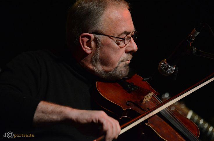 Shetland fiddler Aly Bain