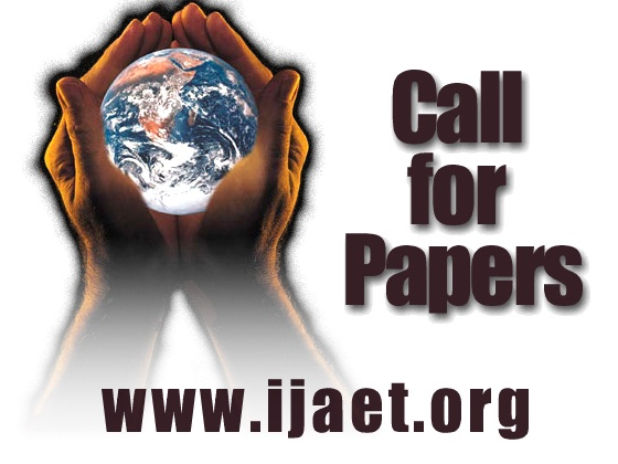 IJAET will revolutionize 21st century knowledge work and accelerate the diffusion of ideas and evidence that support just in time learning and the evolution of thinking in a number of disciplines.