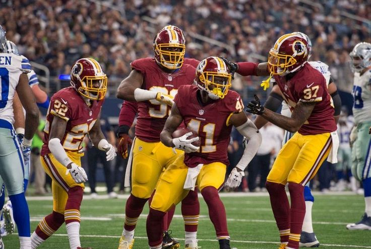 5 Washington Redskins Players To Watch In Week 4 vs. Cleveland Browns