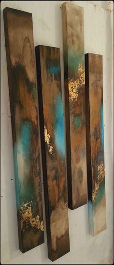 Sam Brown abstract panels