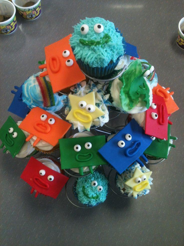 Colorful Cake Ideas