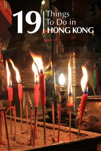 19 Things to Do in Hong Kong