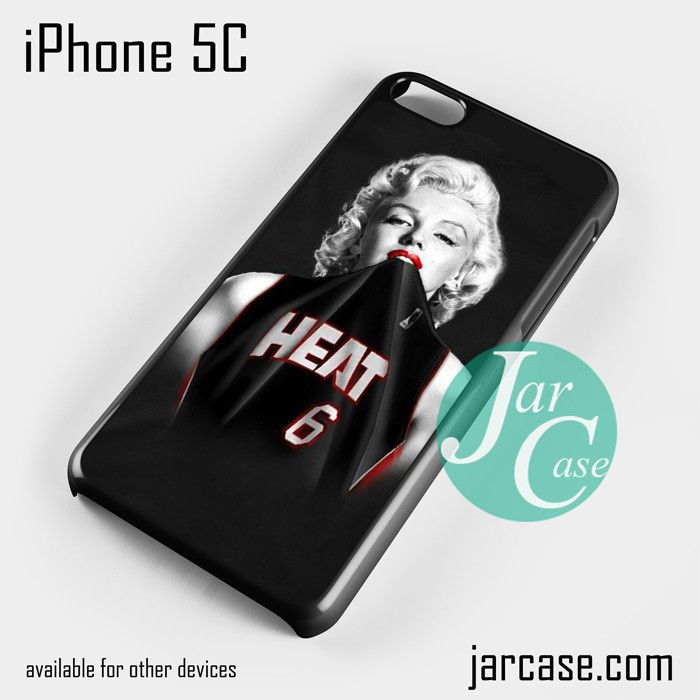 merlyn monroe heat Phone case for iPhone 5C and other iPhone devices