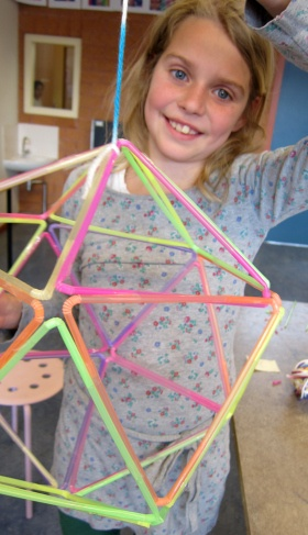 En onze eigen polyhedra in de Woord!