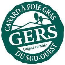 Foie Gras de canard entier, IGP Gers, bocal de 125 g: Foie gras de canard naturel Ingrédients :foie gras - sel - poivre Canards élevés en…