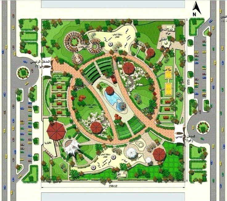 Landscape Design Plans Urban Landscape Design Landscape Plans