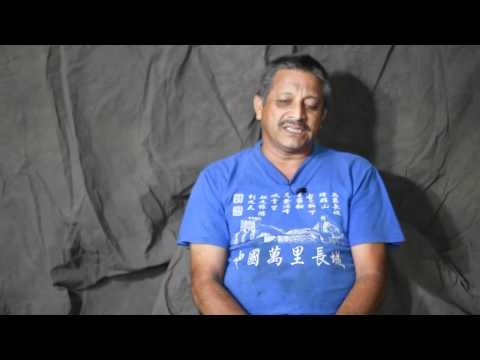 Jorge Almaral, testigo presencial del asesinato de Colosio