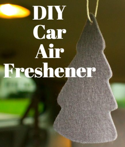 Your car could smell better.