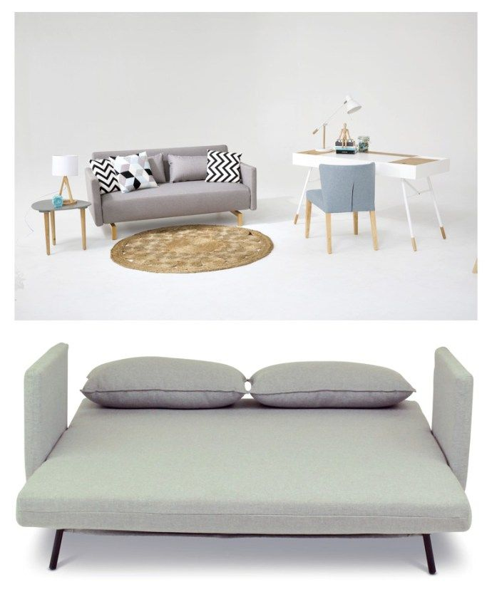 Scandy Sofa Bed Lounge Lovers cheap sofa beds on The Life Creative