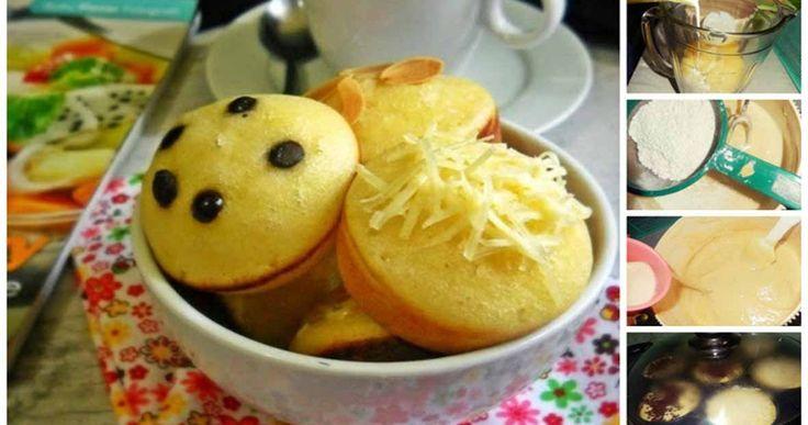 Kue Pukis Kentang Keju Spesial.  Kue Pukis identik dengan rasanya yang gurih dan manis, Jajanan pasar ini juga punya konsumen dan penggem...