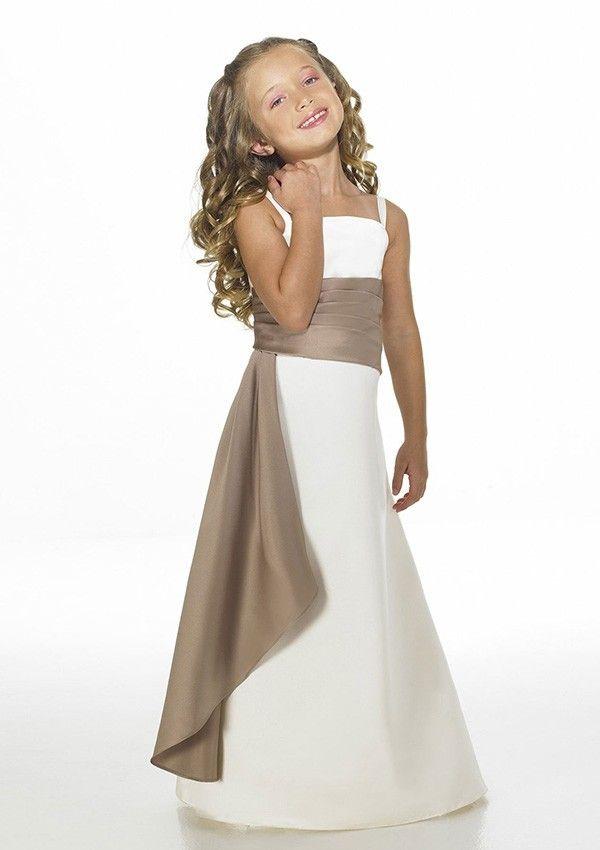 Cheap Childrens Bridesmaid Dresses