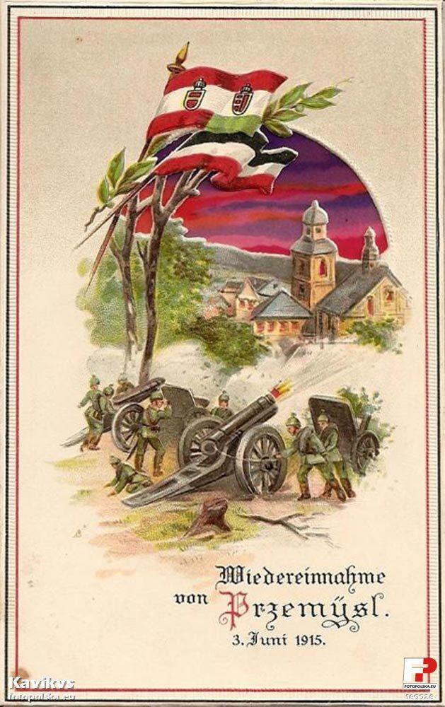 1915 , Kartka okolicznościowa