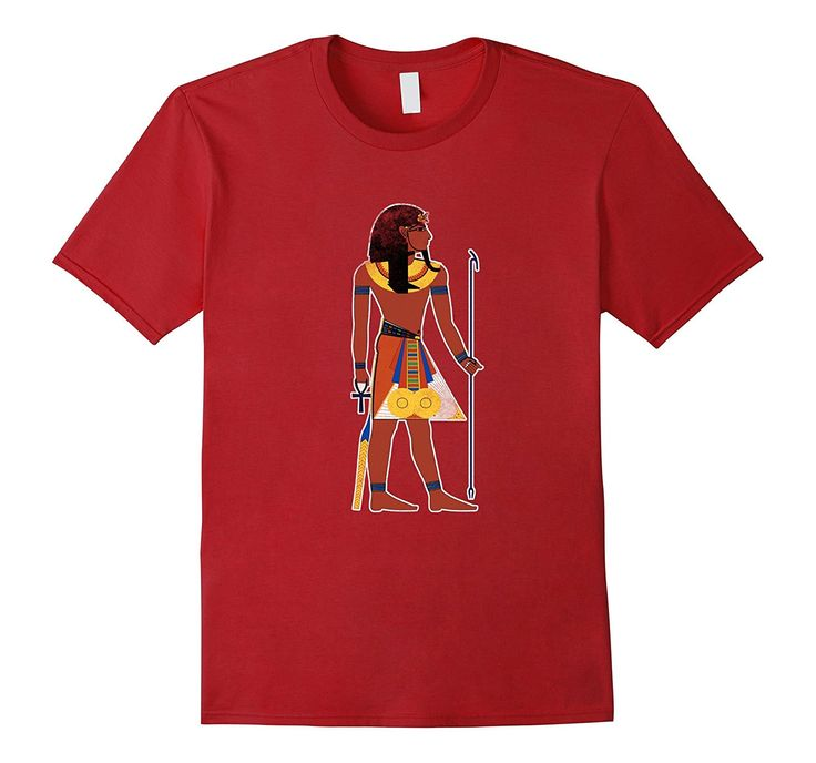 King Pharaoh Tutankhamun T-Shirt Egypt Tut Egyptian Gift Tee