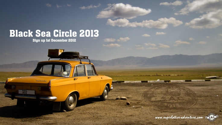 Adventure Rally, Black Sea Circle, Black Sea