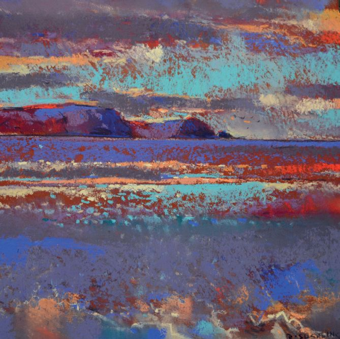 Jaxell Extra Fine Artists' Pastels with Richard Suckling