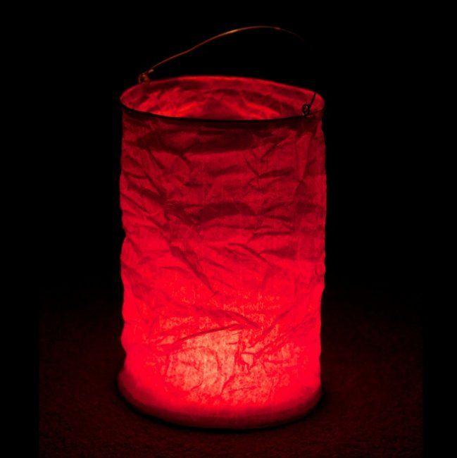 Paper Hanging Lanterns - Little Cherry