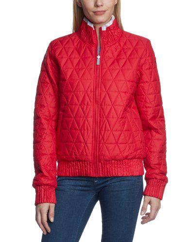 €33.00 * Gr. M / L / XL * NIKE Damen Jacke Alliance Flip It, Distance Red *** günstige Sportbekleidung