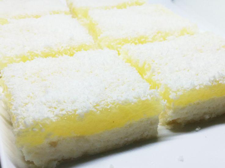 NEPEČENÝ PIŇA COLADA KOLÁČIK (bez mlieka, lepku a vajec)