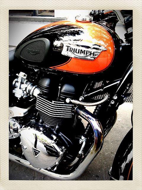 ❦ [ brings a tear to your eye....] ..._Triumph - Paris
