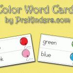 variety of common Printable Thematic Picture-Word Card Sets