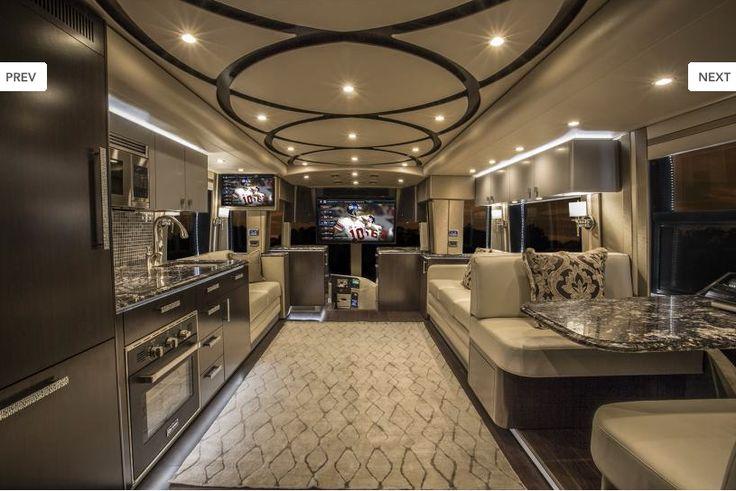 Modern And Elegant Interior Rv Wow Random Likes