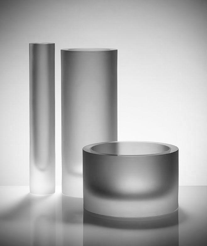 The Basics Collection | Glassware by Belgium Designer Anna Torfs