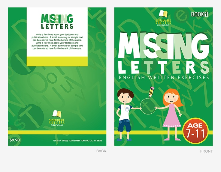 Missing Letters Book 1