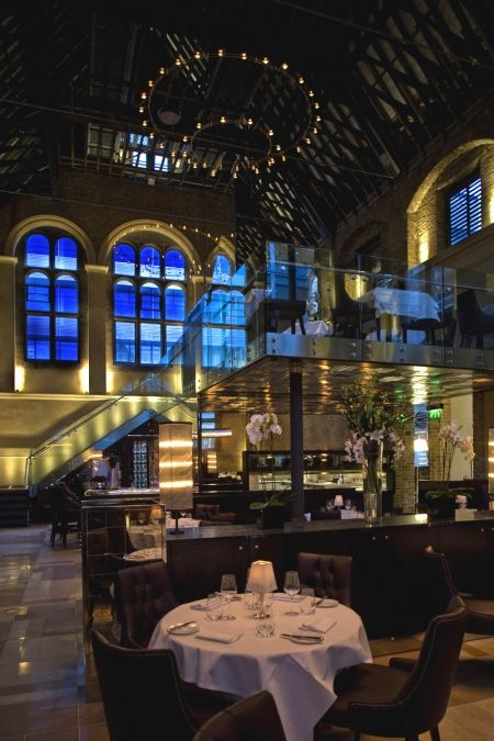 Galvin La Chapelle, City   Very Classy Michelin Starred French Restaurant