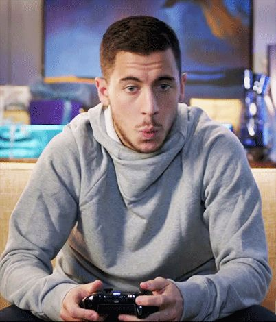 Eden Hazard #footballislife