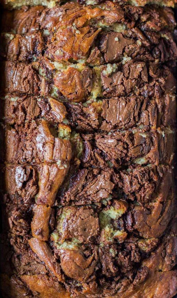 Banana bread will always be one of my number one favorite baked goods. And this banana bread recipe is made with lots and lots of swirls of Nutella. It's super moist and soft and practically melts in your mouth. The Nutella swirls look gorgeous but they taste even better! Banana bread is one of those...Read More »