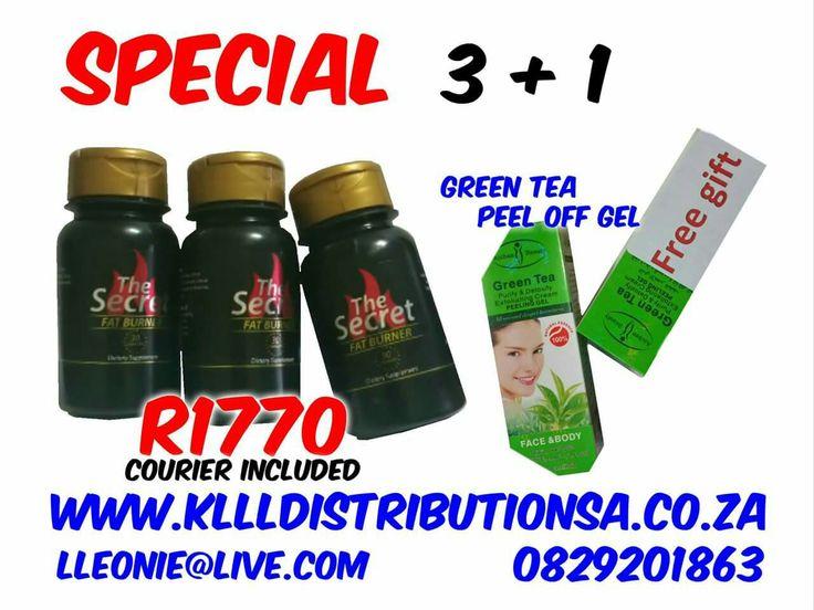 www.kllldistributionsa.co.za Order your Secret fat burner today lleonie@live.com 0829201863