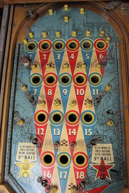 Vintage Arcade Games | Flickr - Photo Sharing!