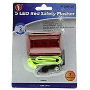 5 Luz de Seguridad de la bici del LED con la ... – EUR € 1.97