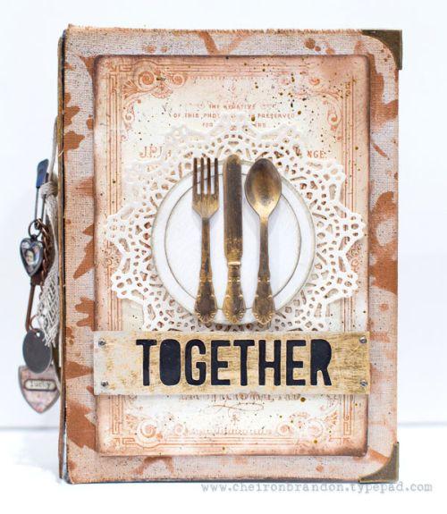 Cheiron- together recipe book