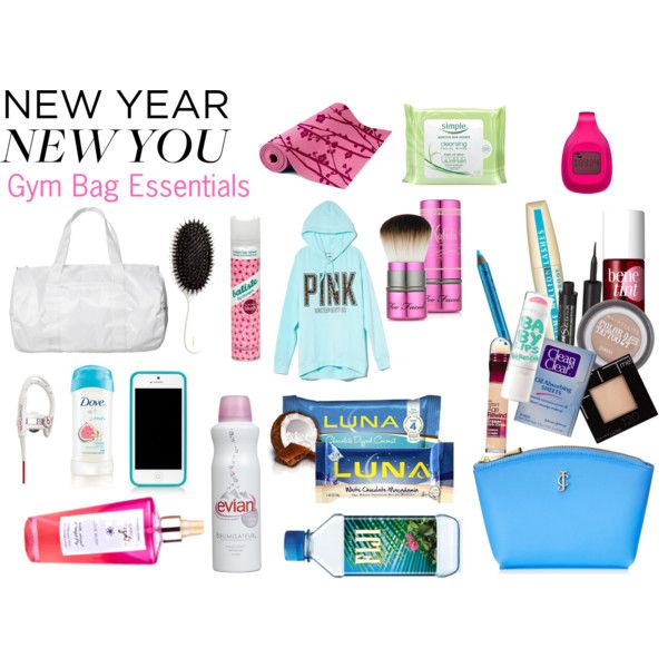 New Year, New You - Gym Bag Essentials