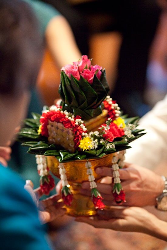 Traditional Thai Wedding by Brosnan Photographic-beautiful!