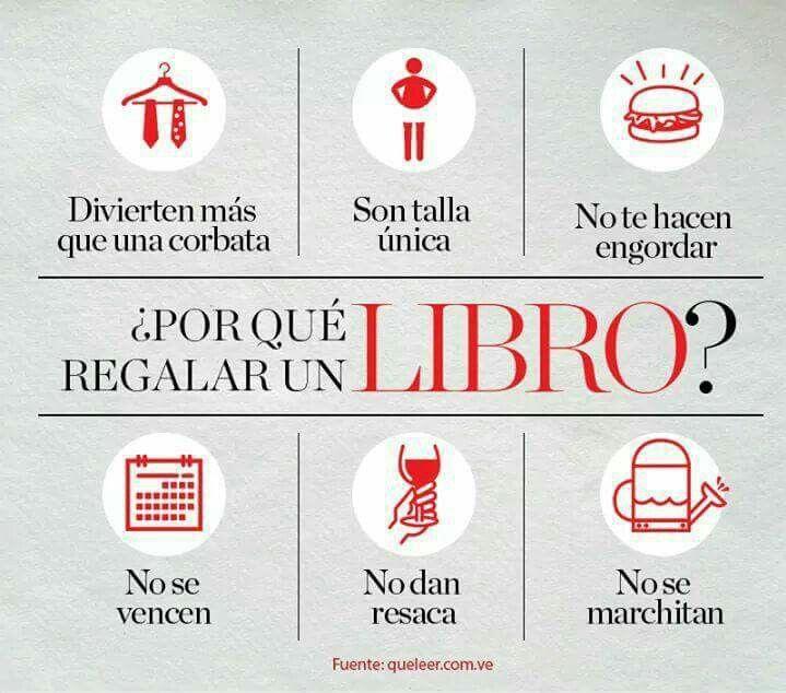 Porque Regalar Un Libro Libros Recomendados Para Leer