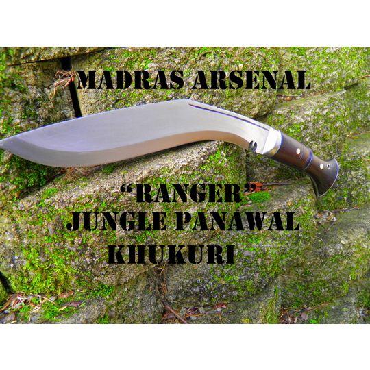 Win A Free Jungle Ranger Khukuri From Madras Arsenal