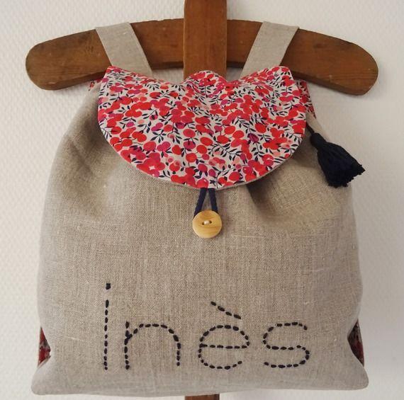 les 25 meilleures id es de la cat gorie sac dos personnalis sur pinterest crochet de sac. Black Bedroom Furniture Sets. Home Design Ideas