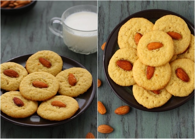 Almond – Cardamom Cookies | dessert and drinks | Pinterest