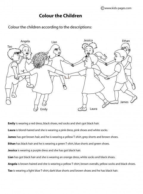 270 best english for children images on Pinterest | Teaching ...