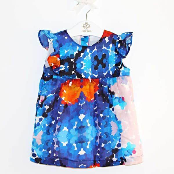 Colorful Dress | Chubby Angel