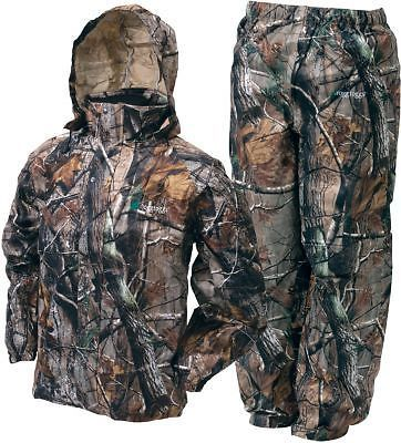Jacket and Pant Sets 177872: Frogg Toggs All Sports Camo Suit Xl New -> BUY IT NOW ONLY: $51.26 on eBay!