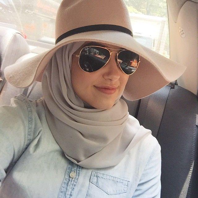 withloveleena hijab with hat